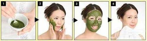 Маска Matcha mask