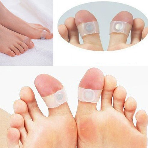 магнитные кольца на ноге для похудения