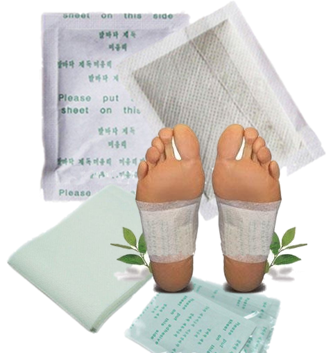 Пластыри для стоп Detox Foot Pads KINOKI